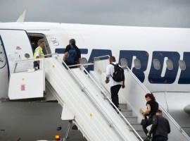 Investitorii germani au adus Tarom la Sibiu