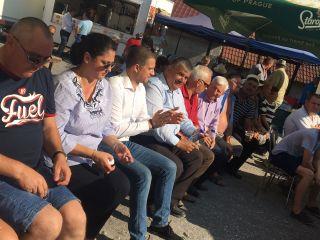 Momente de sărbătoare la Șoroștin și Ațel