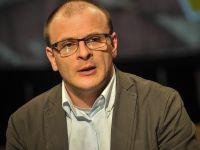 Ion M. Tomuș, directorul Departamentului de Artă Teatrală / foto: ULBS
