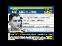 Şeful Jandarmeriei, Cătălin Sindile, audiat la Parchetul General în dosarul protestului din 10 august
