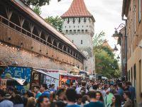 Cele mai bune food-truck-uri vin la Foodie – street food cuisine în Sibiu