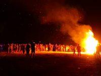 După ce pe 10 august au bătut manifestanții la București, jandarmii au golit un hotel de pe litoral pentru a se distra