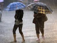 Avertizare meteorologică: a fost emis Cod galben de ploi torențiale cu fulgere