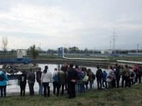 Monitorizarea calității apei împreună cu elevii de liceu