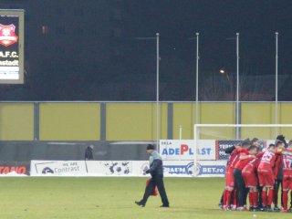 Lecția primită de fotbalul sibian