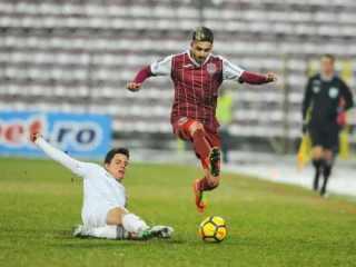 CFR Cluj împrumută un jucător la Mediaș