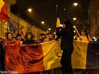 Trei proteste la Sibiu în ziua summit-ului