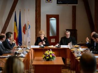 Consilierii au aprobat bugetul local. Viitorul centru de conferințe și spectacole – proiect prioritar