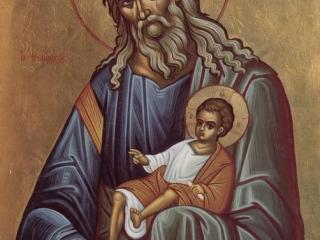Sfântul Simeon, model de sfințenie