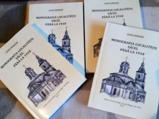 Prima monografie a localității Săcel, editată după un manuscris al renumitului cercetător interbelic Liviu Patachi