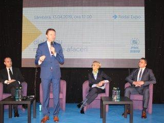 Parteneriat strategic între PNL și mediul de afaceri sibian (P)