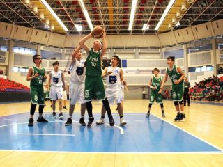 Alpha Basketball Sibiu, la Turneul Final U13 Masculin