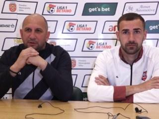 FC Hermannstadt joacă în ajunul Paștelui la Călărași