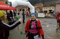 Ghizela Vonica aleargă pentru bolnavii de cancer