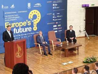 Viitorul Uniunii Europene, dezbătut la ULBS cu lideri ai blocului comunitar