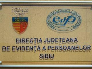 Locuitorii județului Sibiu își pot face cărți de identitate inclusiv sâmbătă și duminică, pentru a putea vota