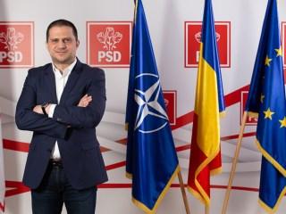 Bogdan Trif, președinte PSD Sibiu