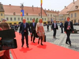 """Primarul Astrid Fodor transmite mulțumiri publice după summit. """"Sibiul a dovedit încă o dată că știe să se mobilizeze pentru proiectele importante"""""""
