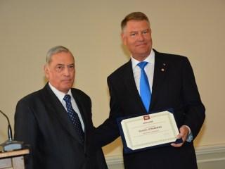 Klaus Iohannis: Vreau să rămân preşedintele României