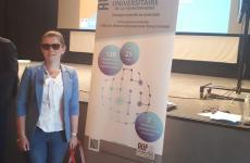 O doctorandă de la ULBS va reprezenta România la Dakar, la etapa internațională a unui concurs, după ce și-a prezentat teza în 3 minute, cu ajutorul unei singure imagini!