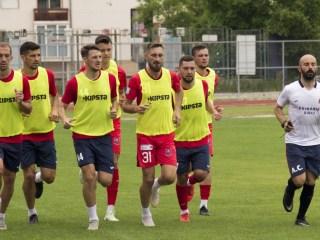 FC Hermannstadt a reluat pregătirile pentru noul sezon, sub conducerea lui Enache