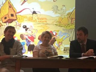 Artişti din 8 ţări se vor întâlni la Festivalul Internațional de Benzi Desenate de la Sibiu