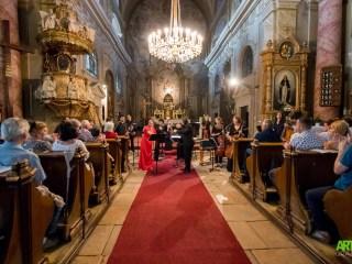 """Concertul """"BaROCKIN Transylvania"""" a închis prima ediție a festivalului""""Musica Ricercata"""""""