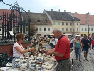 Sibiul devine centrul olăritului din România