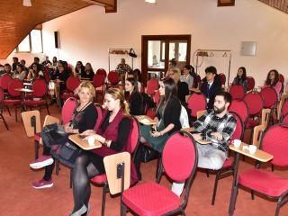 Liceenii încearcă viața de student la ULBS