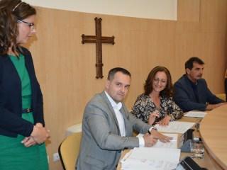 """CJ Sibiu implementează încă un proiect pe fonduri europene în domeniul sănătății: un nou ambulatoriu pentru adulți la Spitalul de Psihiatrie """"Dr. Gheorghe Preda"""" Sibiu."""
