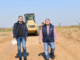 Au început lucrările la autostrada Sibiu-Pitești! (P.E.)