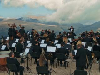 """Spectacol-eveniment """"Rapsodiem"""", susținut de Orchestra Metropolitană București la Sibiu"""