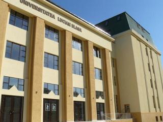 """Universitatea """"Lucian Blaga"""" din Sibiu suspendă activitățile didactice și de practică pentru studenții de la Medicină"""