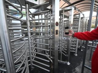 Noul sistem de turnicheți al Stadionului Municipal a fost finalizat