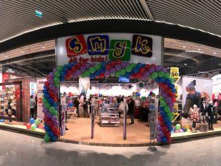 SMYK All for Kids România a deschis al doilea magazin la Sibiu