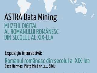 Muzeul digital al romanului românesc, inaugurat la Sibiu