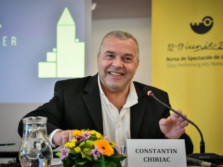 Mesajul directorului TNRS, Constantin Chiriac, cu ocazia zilei de 1 Decembrie