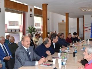PSD Sibiu s-a întâlnit cu sindicatele (P.E.)