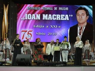 Maraton folcloric la Sibiu