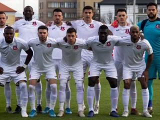A.F.C. Hermannstadt – C.S.M. Poli Iași, scor final: 1-0. Neagoe părăsește clubul sibian
