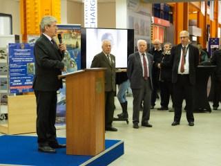Ziua Internațională a Aviației Civile sarbătorită, în avans, la Aeroportul Internațional Avram Iancu Cluj, cu o lansare de carte și vernisajul unei expoziții de fotografii