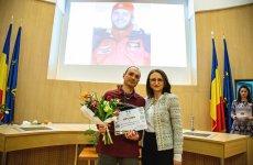 Premii simbolice pentru cei mai valoroși sportivi și antrenori sibieni