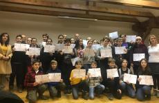 """303 elevi de clasa a VI-a au participat la concursului interdisciplinar """"Aurel Vlaicu"""""""