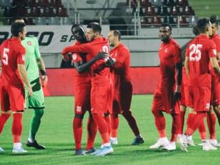 Semi-stadion, semi-victorie! FC Hermannstadt și-a făcut din nou suporterii fericiți, după ce a egalat pe final Astra Giurgiu