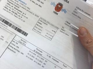 Facturile de apă și canalizare pot fi achitate și prin internet banking la Banca Transilvania