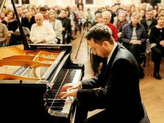 Concerte camerale și în carantină: Magia muzicii nu poate fi ucisă de un virus