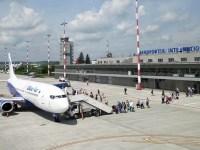 Zeci de salariaţi ai Aeroportului Internaţional Sibiu intră în şomaj tehnic