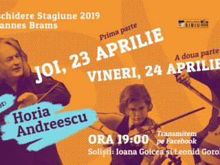 "Concertul de deschidere a Stagiunii ""Beethovenescu"" transmis online"