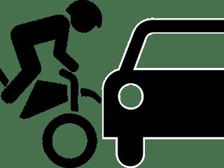 Mopedist rănit după ce a fost lovit de o mașină, la Avrig