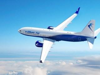Putem zbura în Germania din Sibiu! Zboruri suplimentare în iunie anunțate de Blue Air